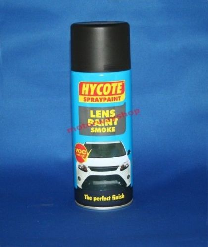 Tail Light Headlight Lens Smoke Paint Hycote 400ml